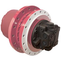 PMH MI series-integrated motor