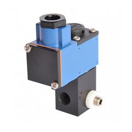Banjo mounted valves  -  e13a-a series 1-8 3-2 function solenoid valve