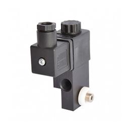 Banjo mounted valves  -  e53axa series 1-8 3-2 function compact solenoid valve