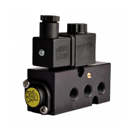 Namur mounted valves  -  reflex solenoid valve