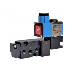 Namur mounted valves  -  type c15 p series solenoid valve