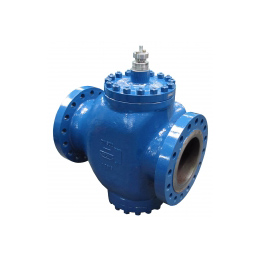 double-ported control globe valves type z10