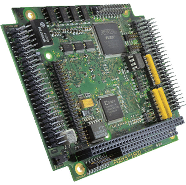 PC104-Bus motion controllers