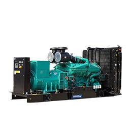 1000kVA Diesel Generator - Open Set