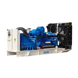 1500kVA Diesel Generator -  Open Set