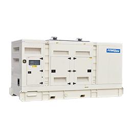 625 kVA Soundproof Diesel Generator