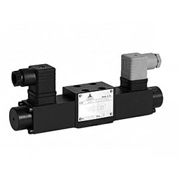 selenoid operated directional control valves dn04