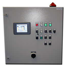 mlc-flex metal level control system
