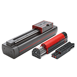 Pneumatic-Mechatronic Actuators