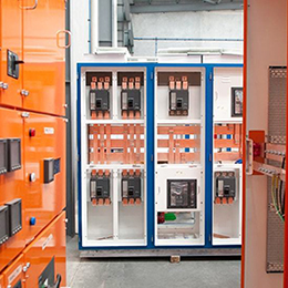 mv-hv voltage switchboards