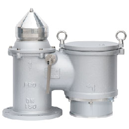Smart high velocity pressure-vacuum relief valve