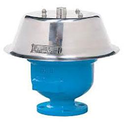 Vacuum breaker valve