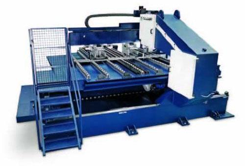 Danobat VL 80.150A fully automatic plate saw