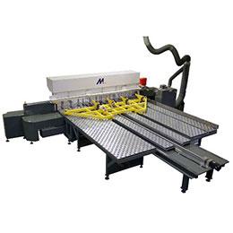 metlsaw nf series plate saws