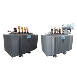 Hermetically Sealed and Conservator Distribution Transformer
