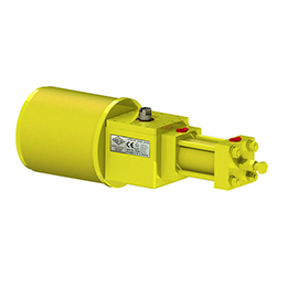 hydraulic scotch yoke actuators series ksyh-ksyhm