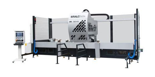"""Machining Centres CNC """"RMC M"""" and """"RMC SL"""" for Manifolds"""