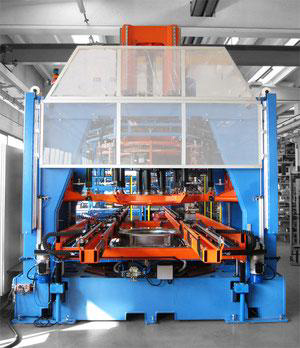 CNC Flanging Machine