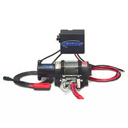Electric Winches-BADGER 2500