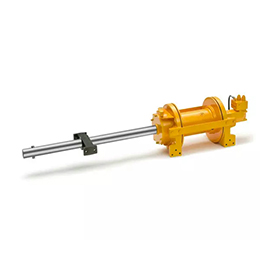 Hydraulic Bumper Winches-with EXTENDED SHAFT