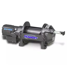 Hydraulic Winches-HDP 8000-Y