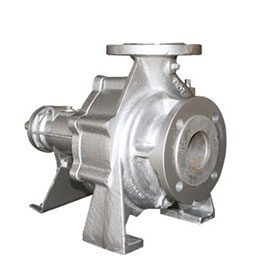 thermal oil centrifugal pumps