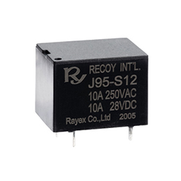 Latching Relay J95-S12-RY