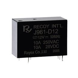 Latching Relay J961-D 12-RY