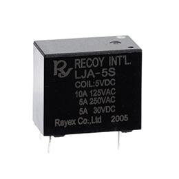Miniature Relay LJA 5S-RY