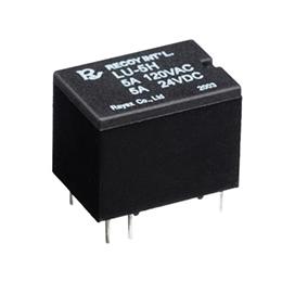 Miniature Relay LU-5H-RY