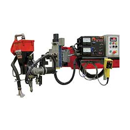 Submerged Arc Welding Heads and Controls