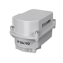 Electric part-turn actuator SP MIKRO