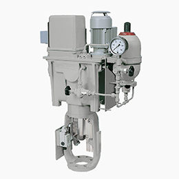 Hydraulic compact drives