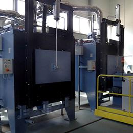 atmosphere heat treatment equipment