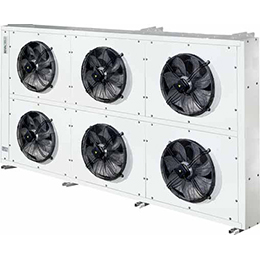 RRC Air Cooled Condensers - General Features