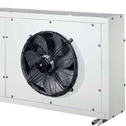 RRC Air Cooled Condensers with EC Fans