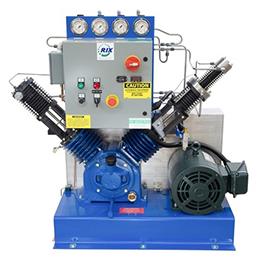 2v series oxygen compressors