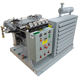 4v4bg series oxygen compressors