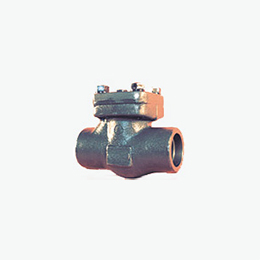 check valves - forged bolted and welded bonnet t - y pattern - piston - ball - swing type
