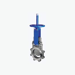 gate valves - knife gate valves