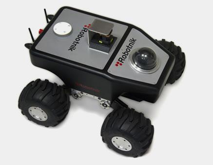 Mobile Robot SUMMIT XL