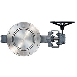 Double Offset Butterfly Valve - BUV21