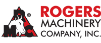 rogers krvp series single-stage rotary screw vacuum pumps