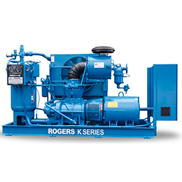 k-kv series single-stage rotary screw compressors