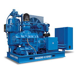 k2-k2v series two-stage rotary screw compressors