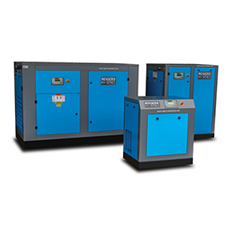 Ki-kiv series single-stage rotary screw compressors