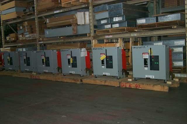 Industrial Circuit Breakers