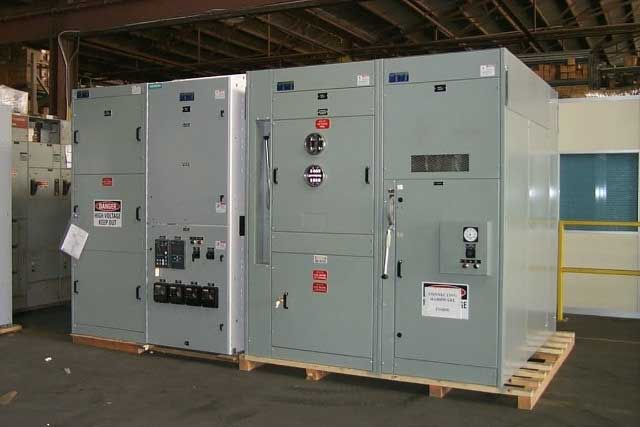 Switchgear, Switchboards and Panelboards