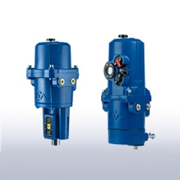 Process Control Actuators - CMA Range