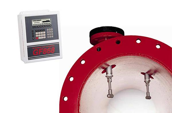 GF868 Flare Gas Flowmeter